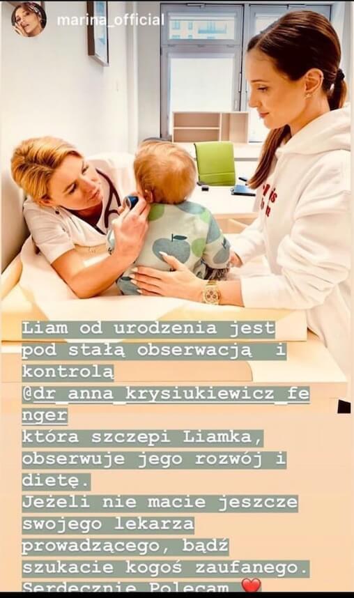 rekomendacja Marina Łuczenko