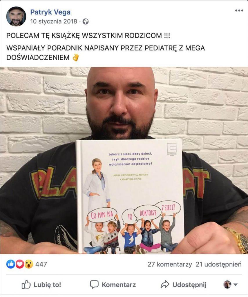 post Patryka Vega