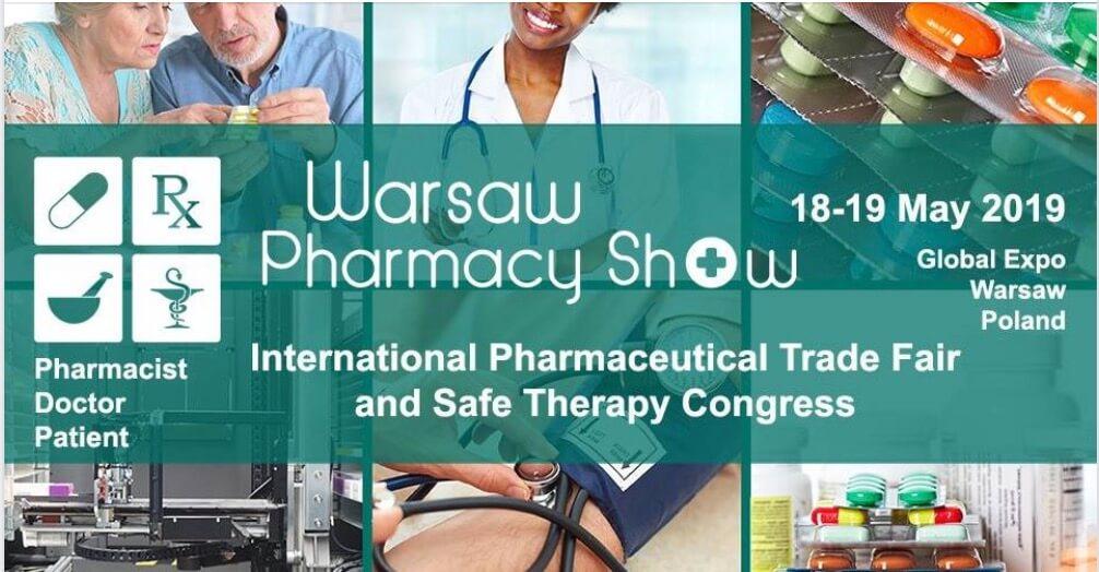 Warsaw Pharmacy Show, Targi farmaceutyczne, inhalator membranowy, nebulizator membranowy