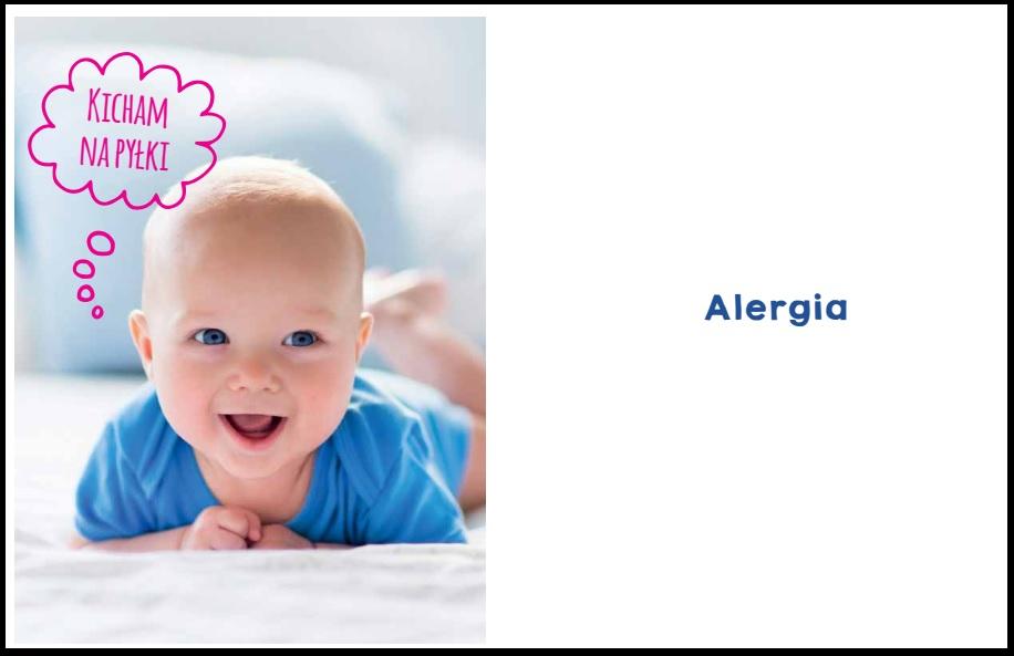 Alergie u dzieci